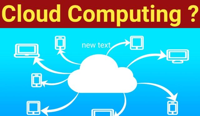 Cloud Computing क्या होती है