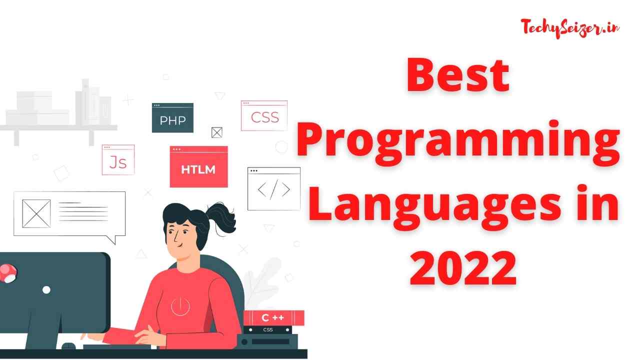 Best Programming Languages in 2022
